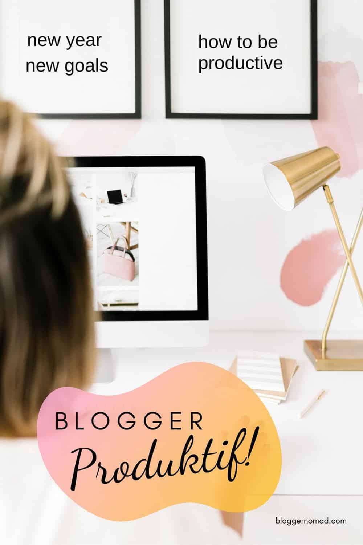 Blogger Produktif