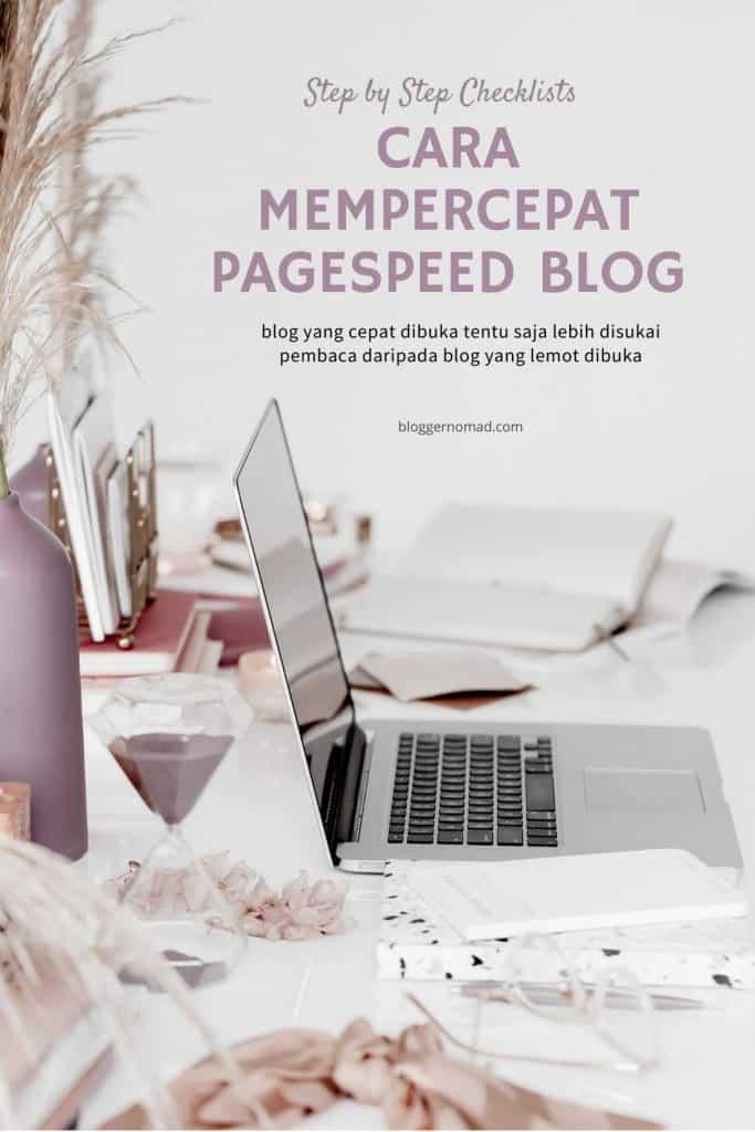 Cara Mempercepat Page Speed Blog