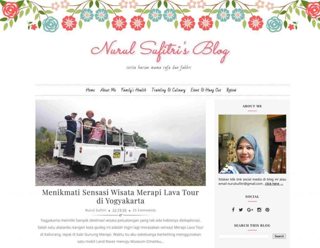Blog Nurul Sufitri