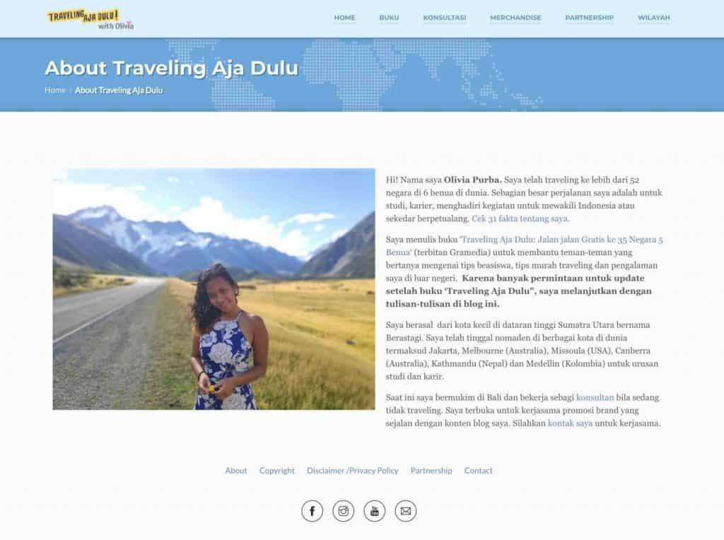 Blog Olivia Purba Traveling Aja Dulu