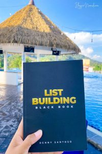 Buku List Building Black Book [Review + Testimoni 2021]