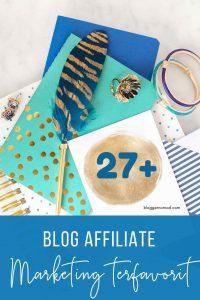 Blog Affiliate Marketing Favorit