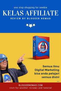 Review Kelas Affiliate [Income 500 Juta dari Affiliate]