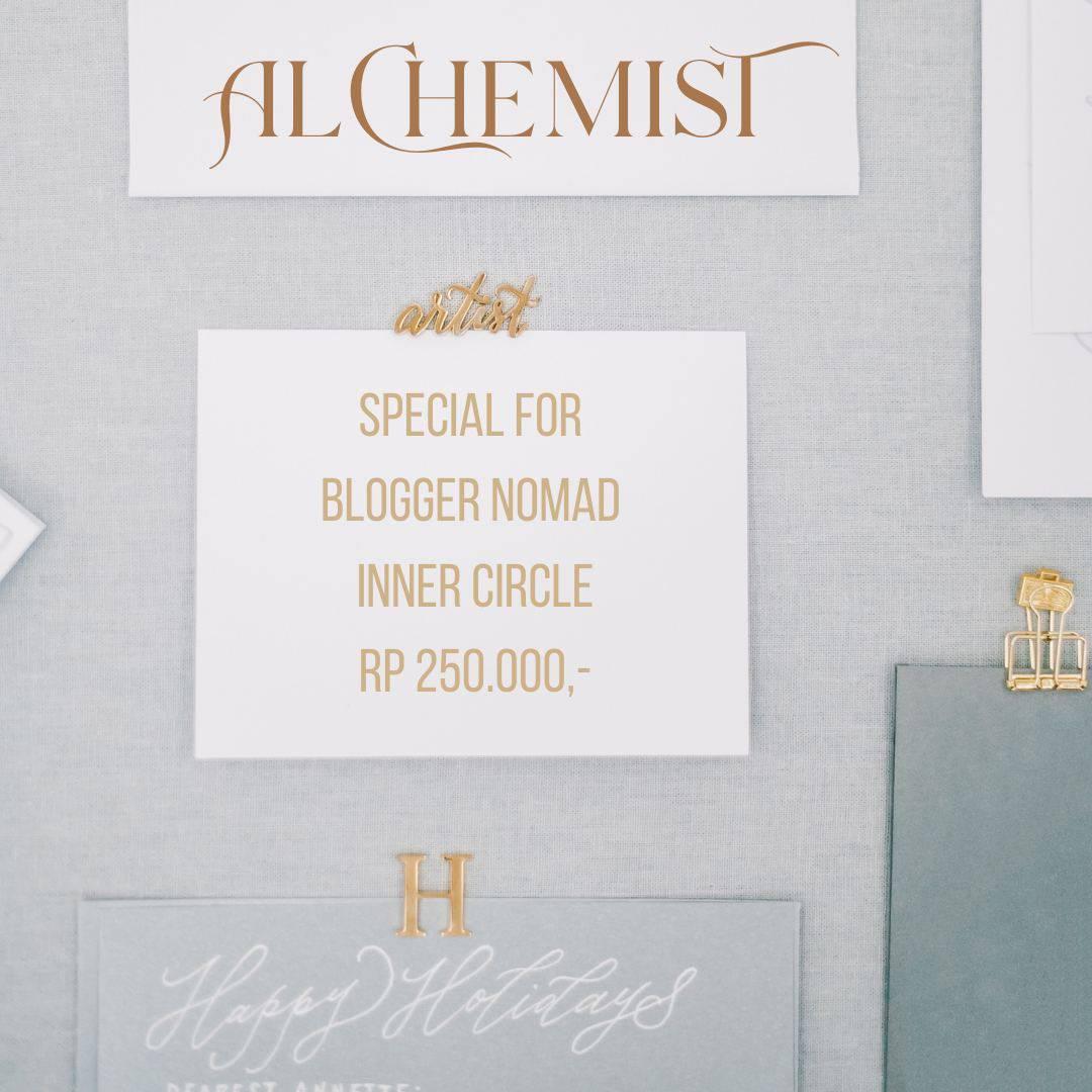 Alchemist Blogger Nomad Bisnis Online