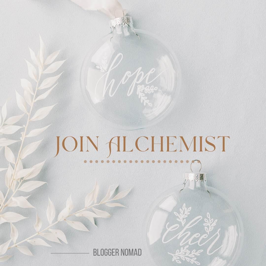 Alchemist Blogger Nomad Cara Bisnis Online