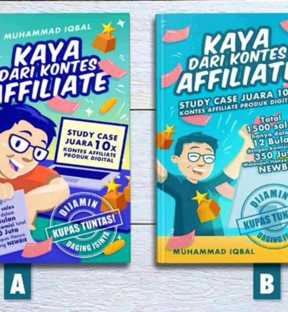 Buku Kaya dari Kontes Affiliate
